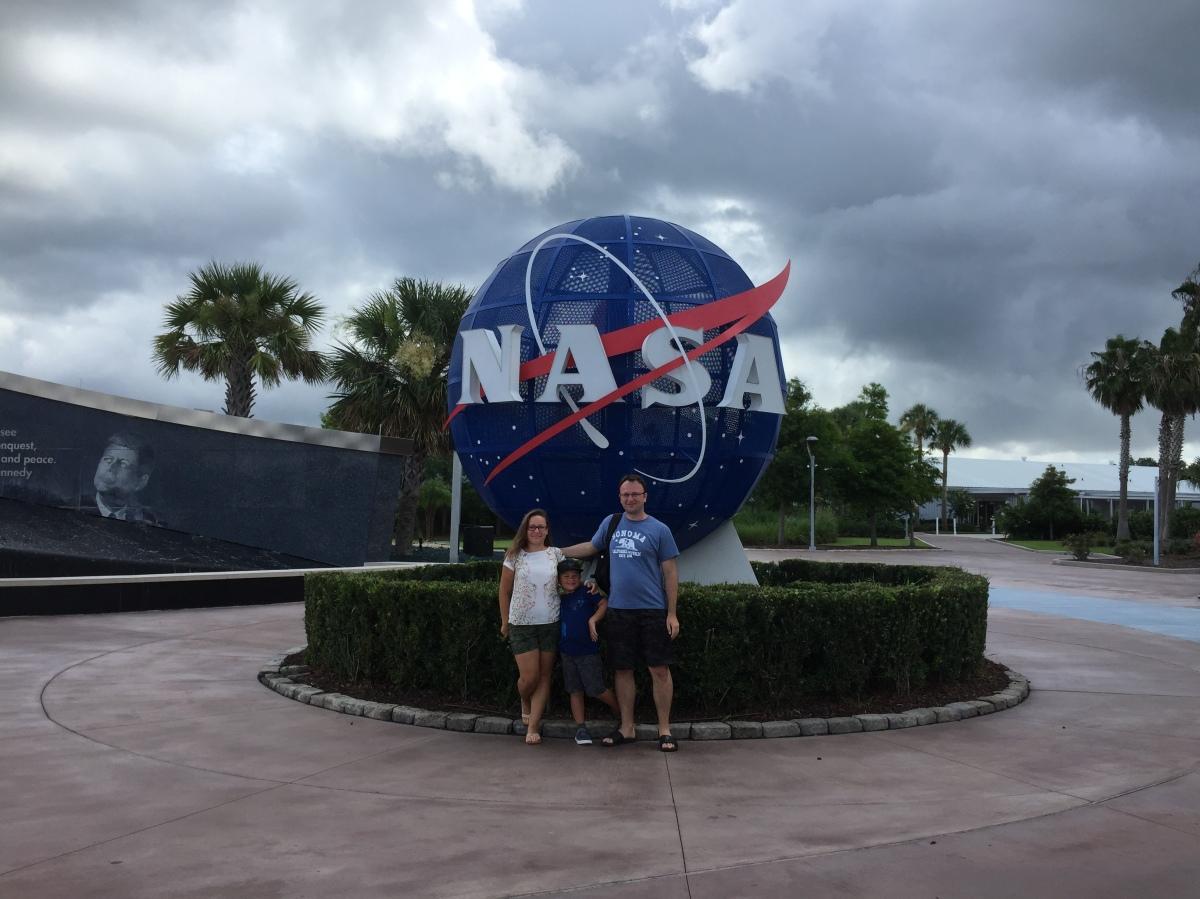 Wakacje - cz.3 - NASA to jest prawdziwy kosmos!
